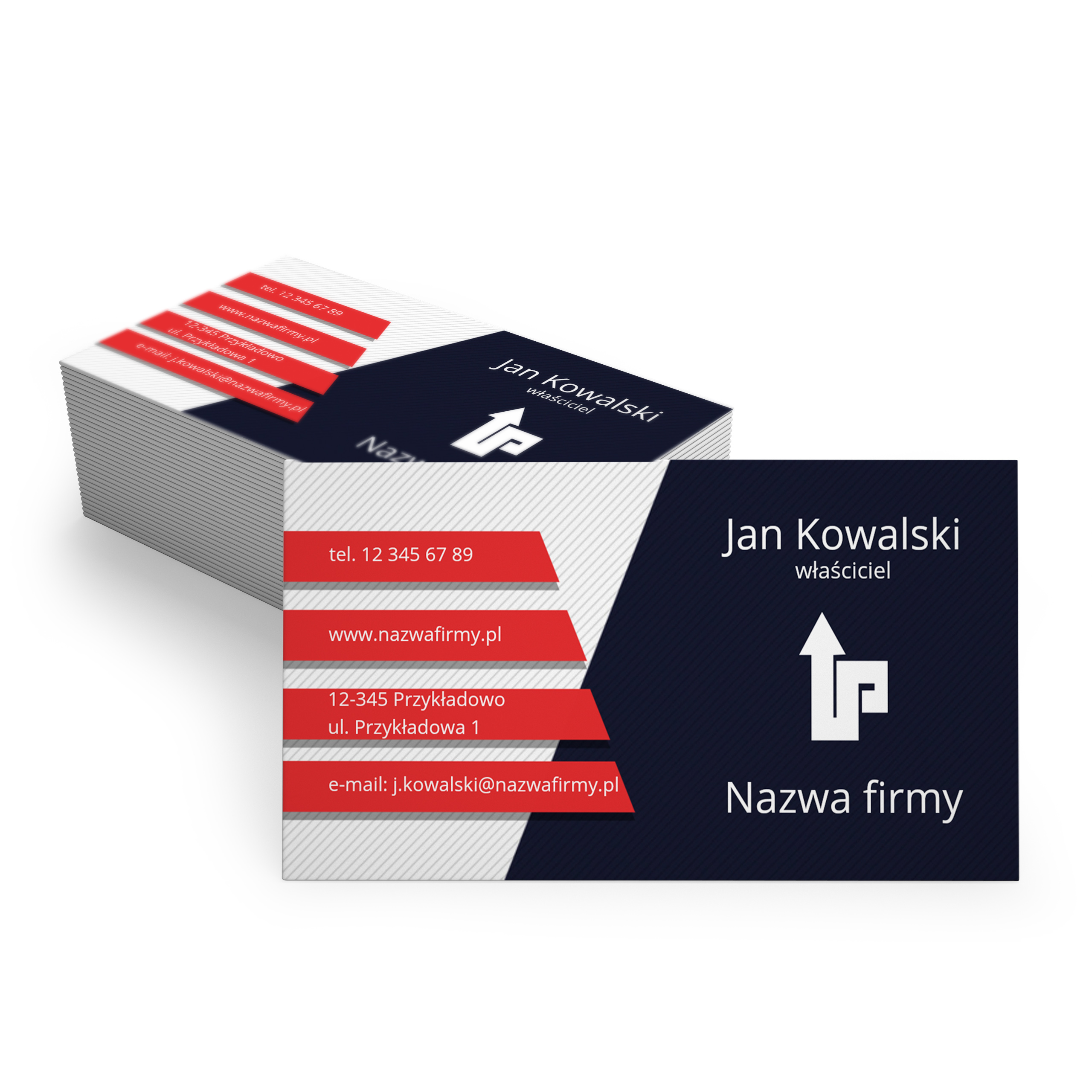 Item Business cards double-sided 500 PCs of READY-made TEMPLATES