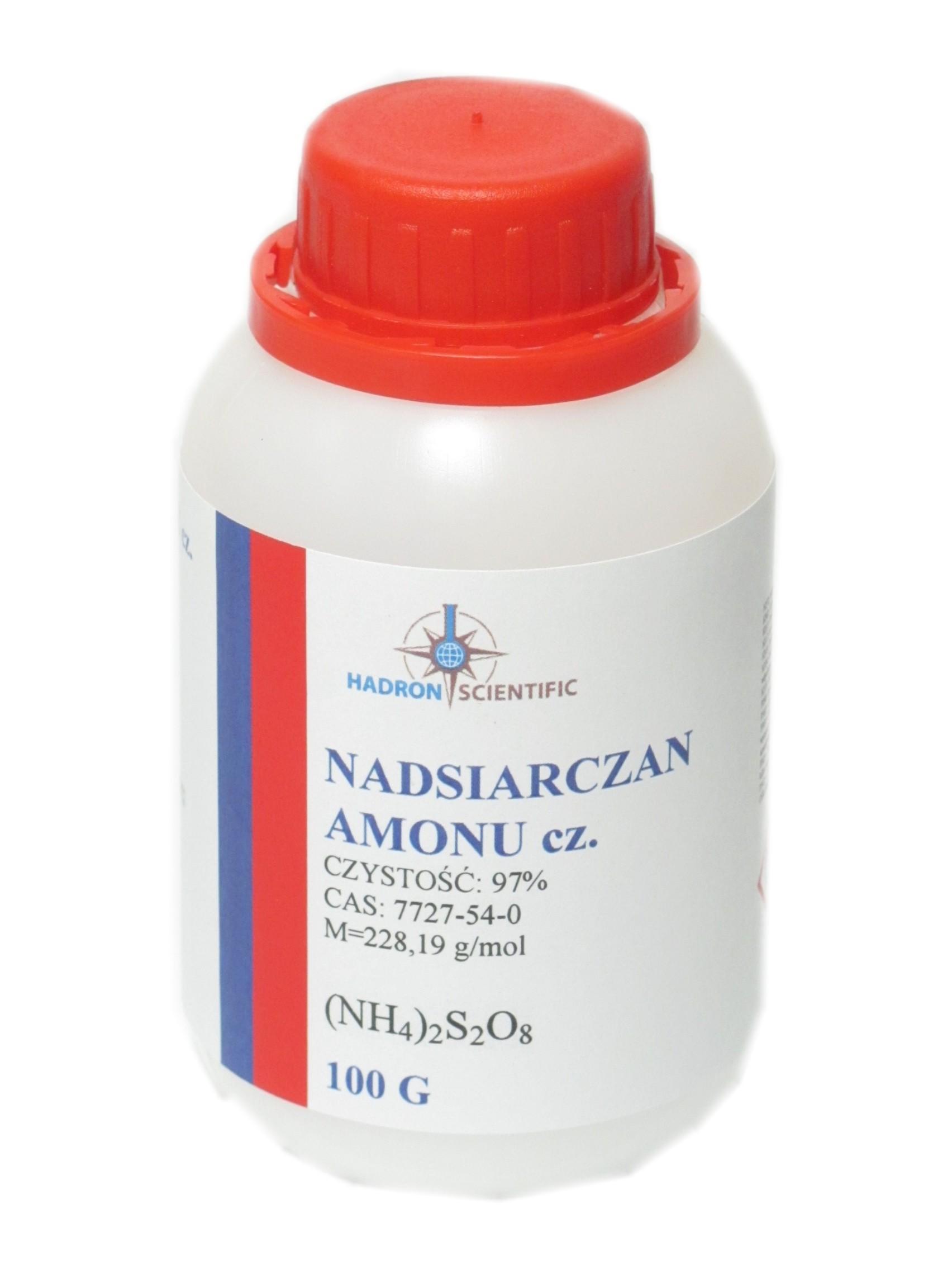 Amóniový perzistentný - čistý - 100 g