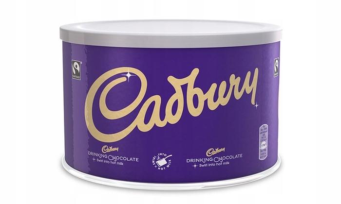 Item CADBURY Chocolate drink 1 KG from UK