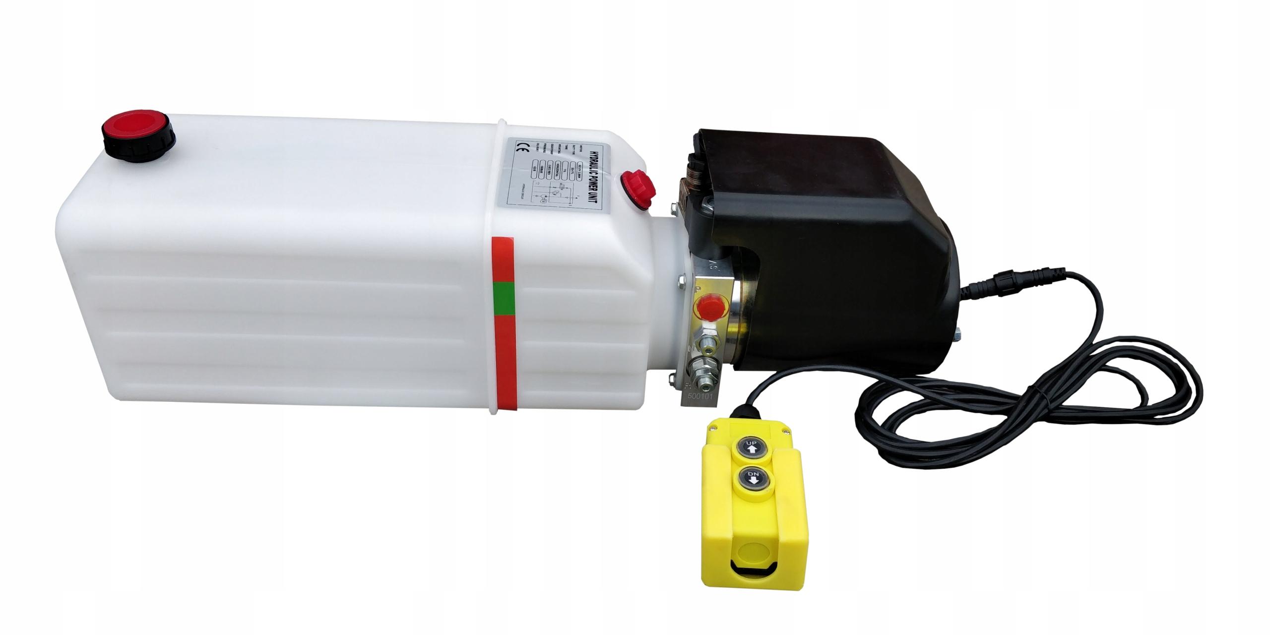 приводимый в действие гидравлический насос блок питания 2 0 квт 12v 11l