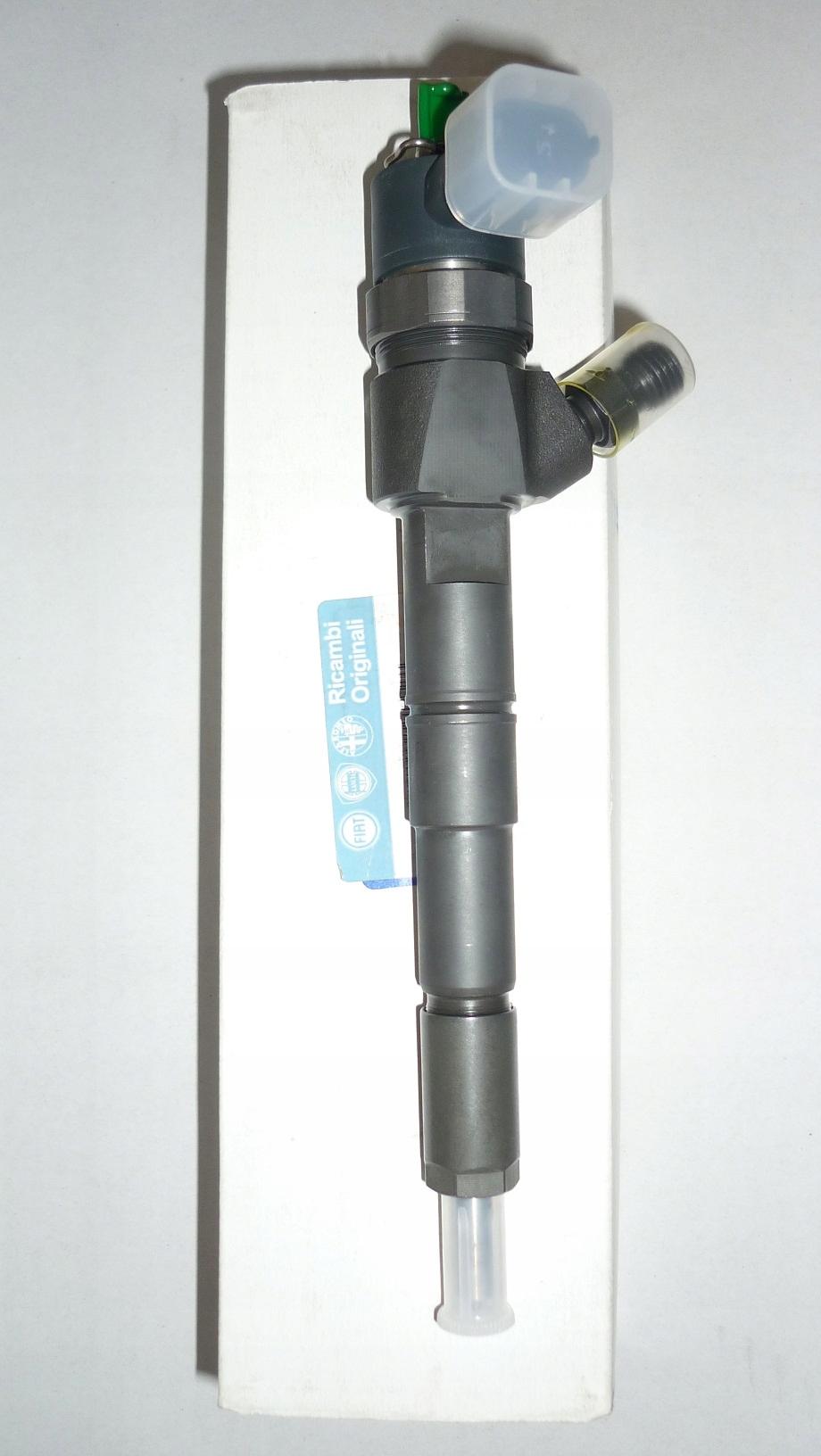 инжектор альфа 159 166 croma 24 0 445 110 213