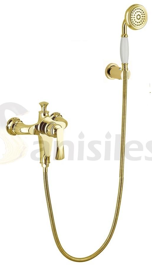 SPRCHOVÉ BATÉRIE, RETRO ROYAL CLASSIC GOLD