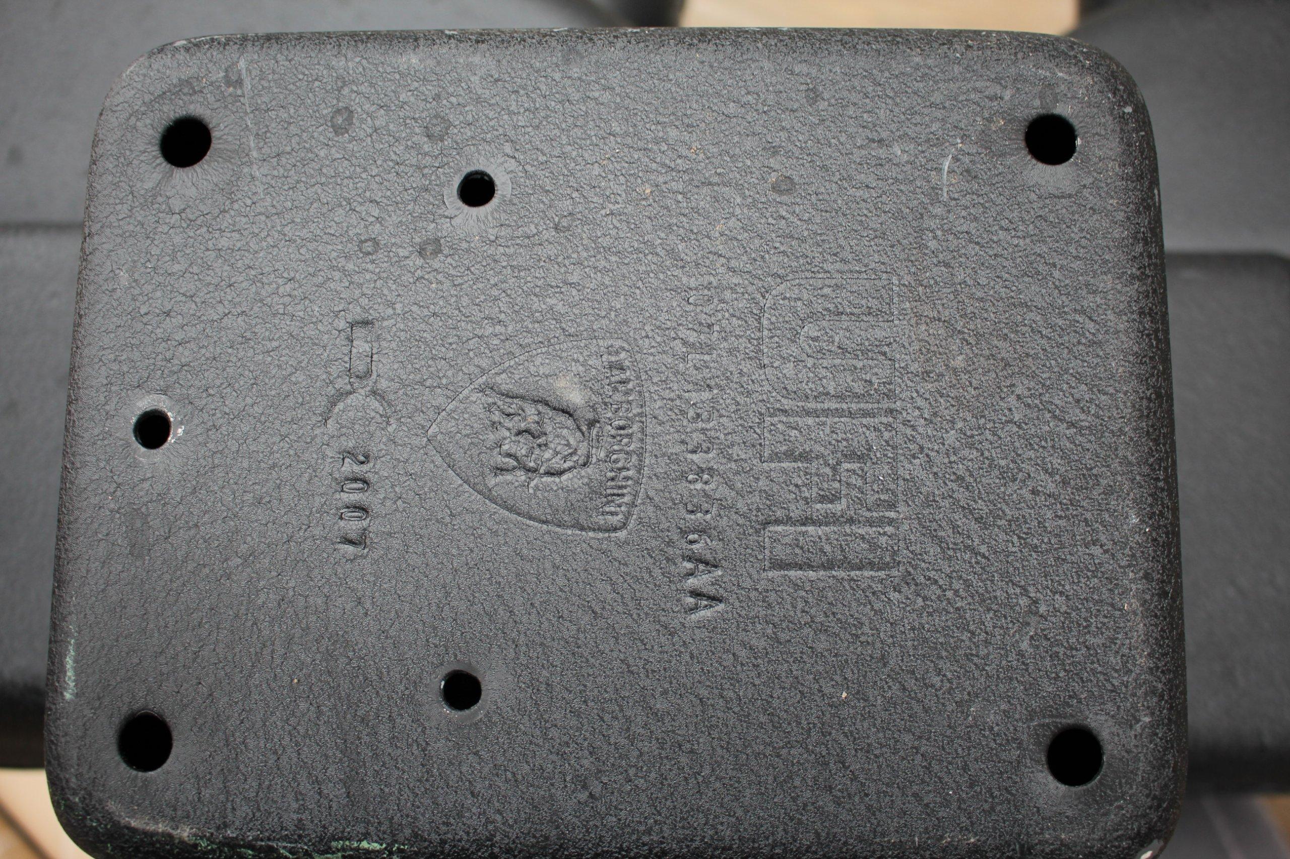 Obudowa filtra powietrza Lamborghini Gallardo