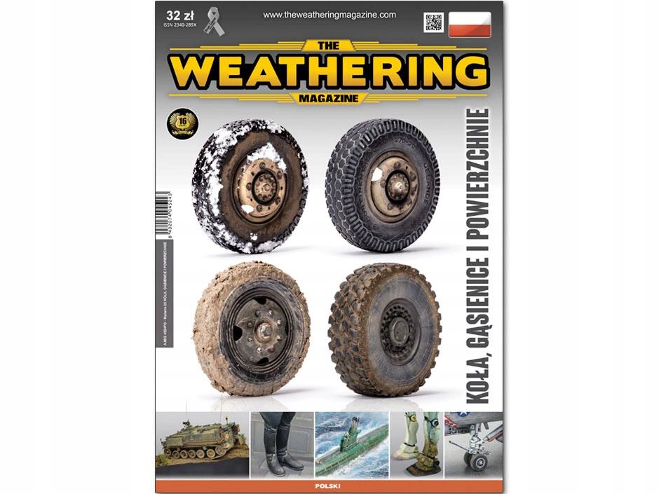 The Weathering Магас. 25 Колеса, гусеницы A. MIG4524 доставка товаров из Польши и Allegro на русском