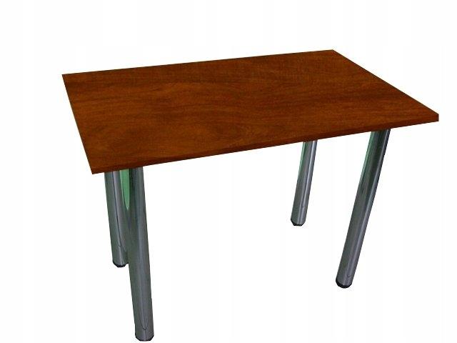 Kuchynský stôl 70x70 chrome nohy - 9 Farieb+DOPRAVA zadarmo