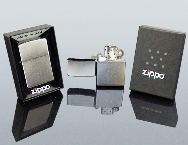 Зажигалка ZIPPO с гравировкой подарок + бензин материал корпуса металл