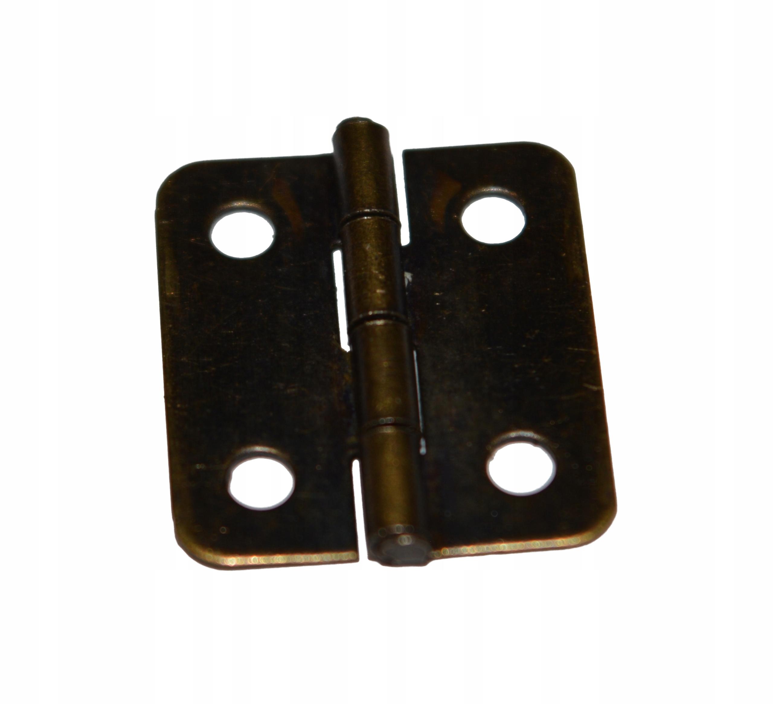 Петля металлический декоративный для шкатулки коробки