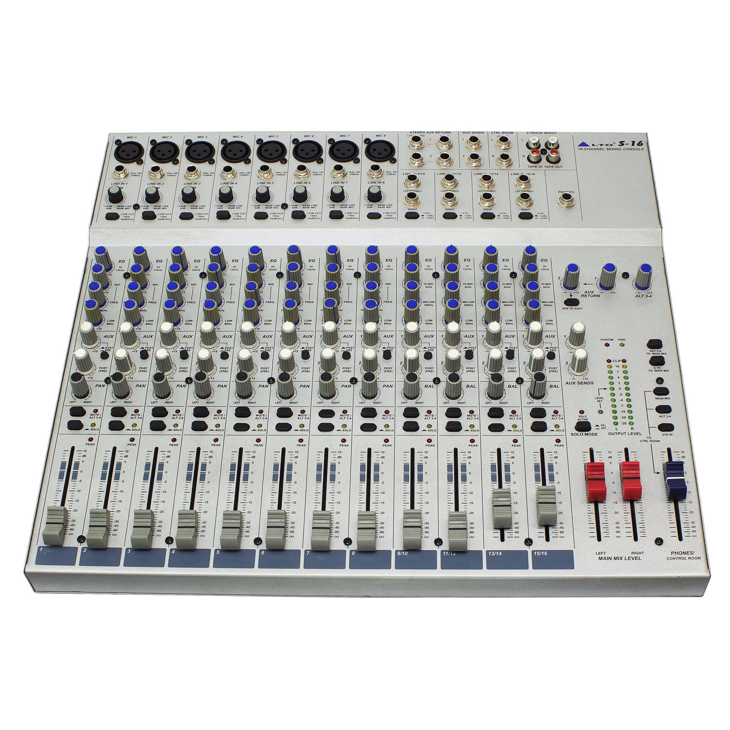 Item Alto S16 16 channel mixer studyjno-outdoor