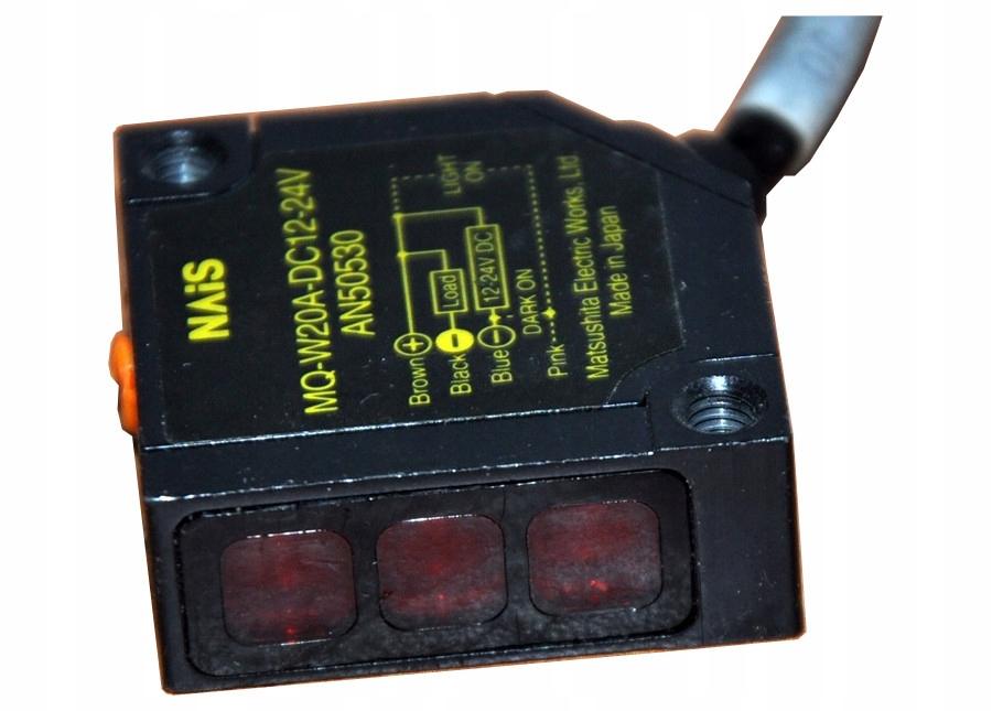 MQ-W20A-DC12-24V Optický senzor