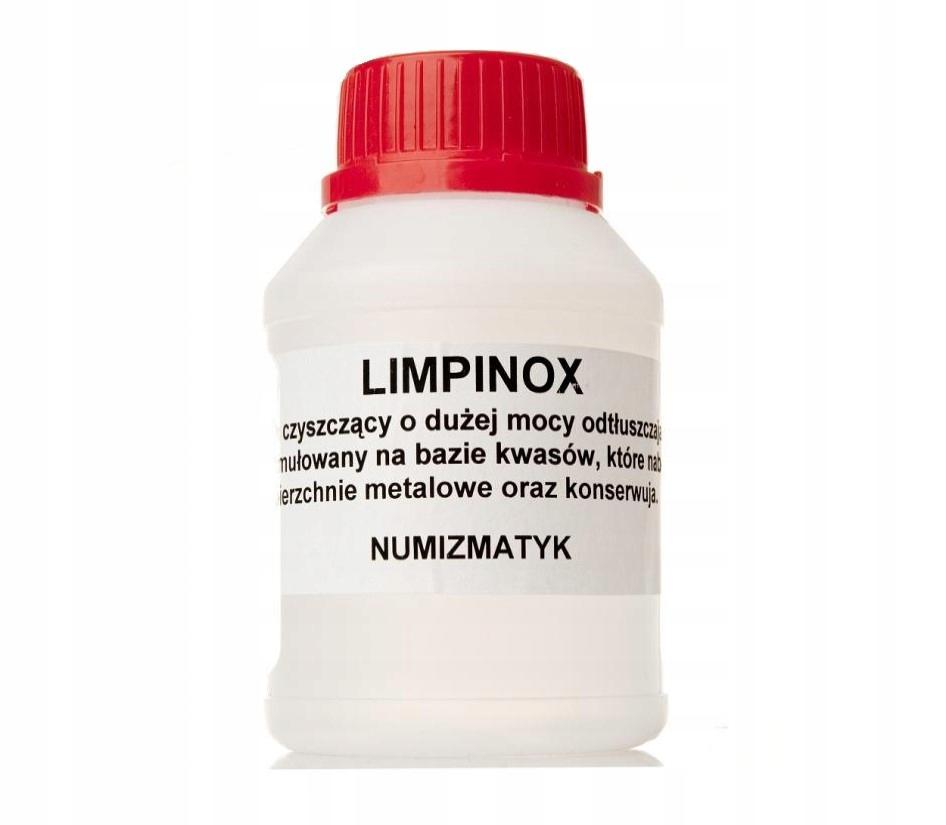 Купить LIMPINOX PŁYN DO CZYSZCZENIA MONET x 10 на Otpravka - цены и фото - доставка из Польши и стран Европы в Украину.