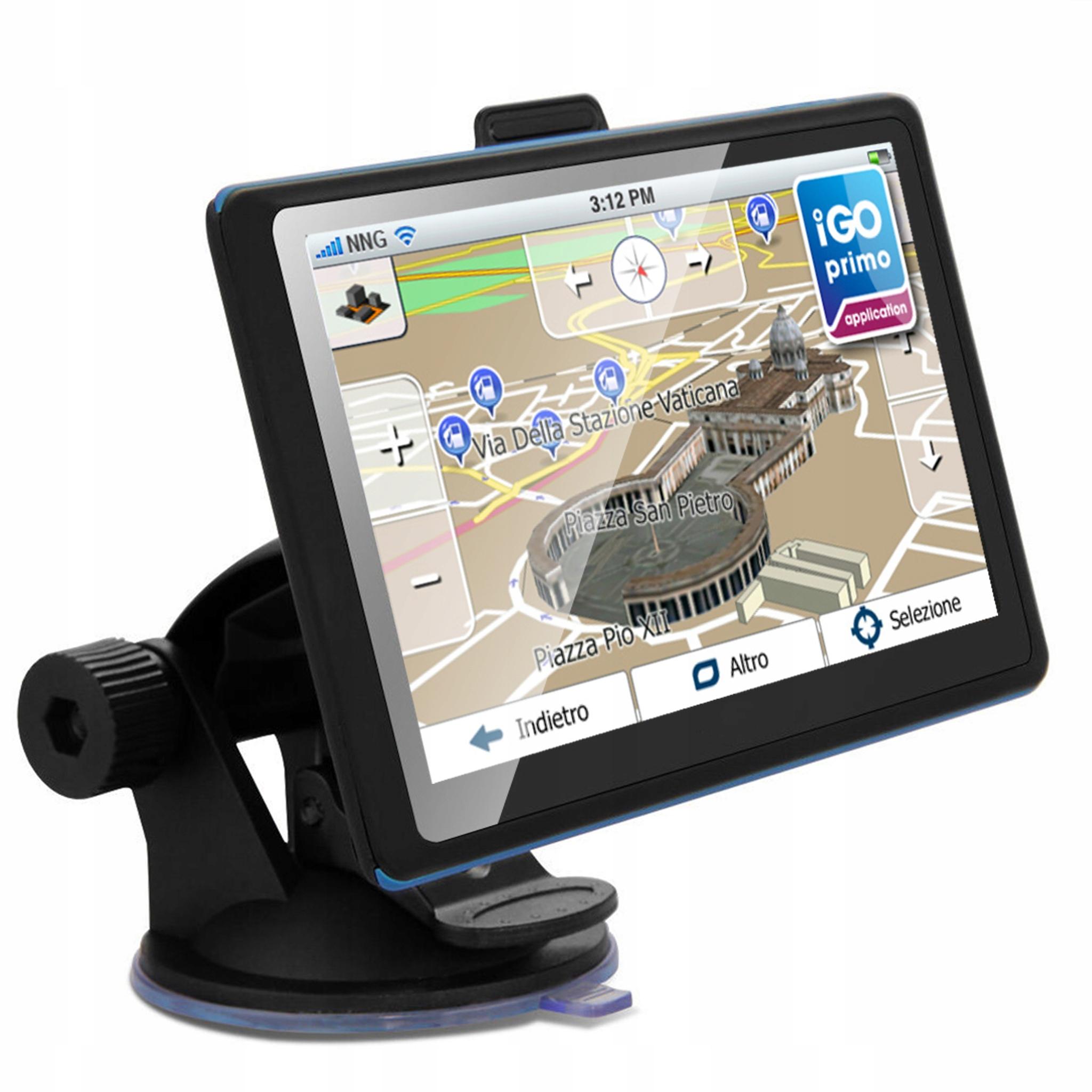 Грузовой автомобиль с кузовом GPS 7
