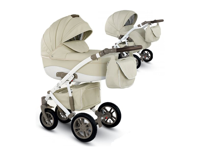CAMARELO SIRION ECO BABY CARRIAGE 2 IN1 ZADARMO