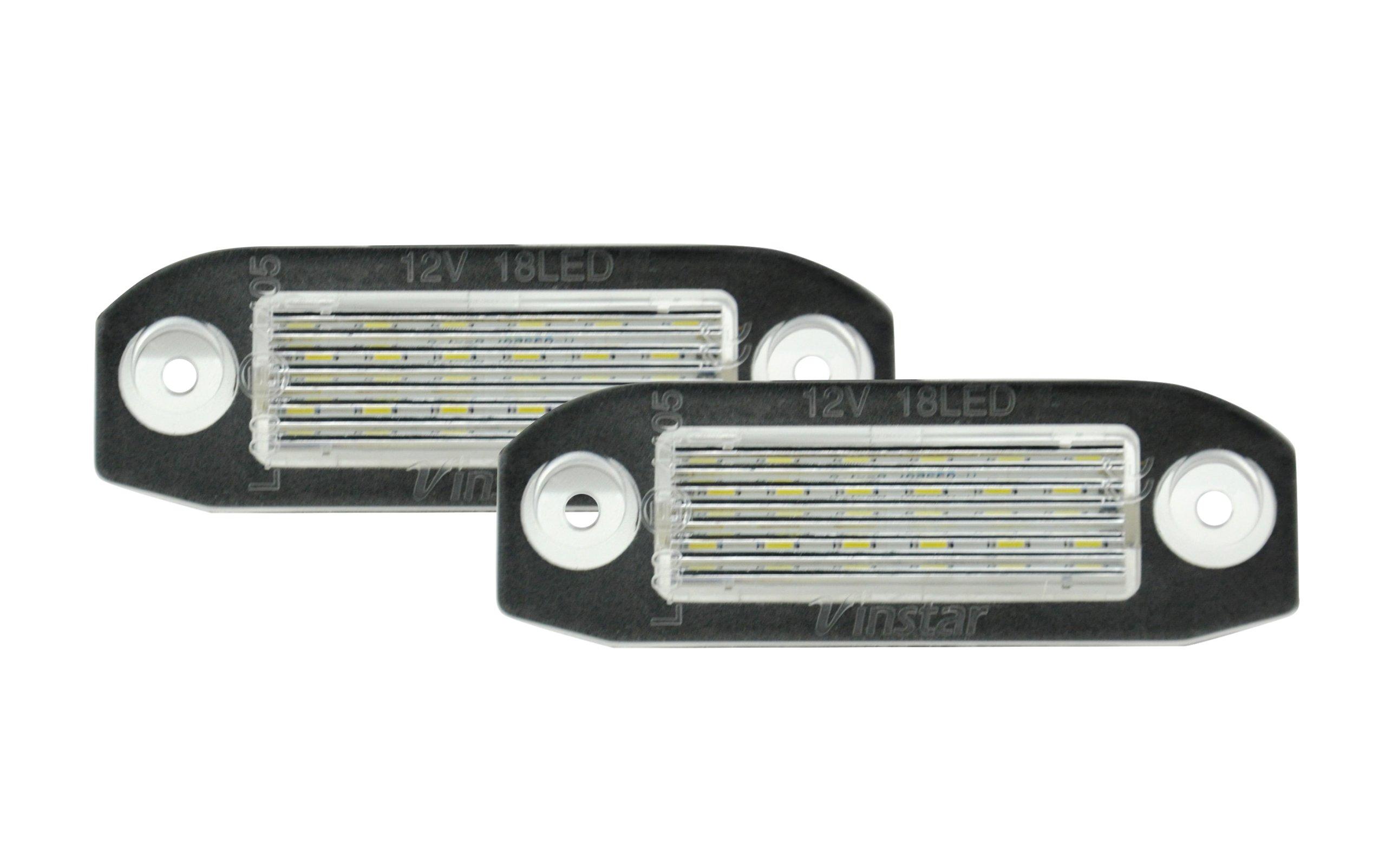 LAMPKA LED VOLVO C30 S40 S60 S80 V70 XC60 XC70