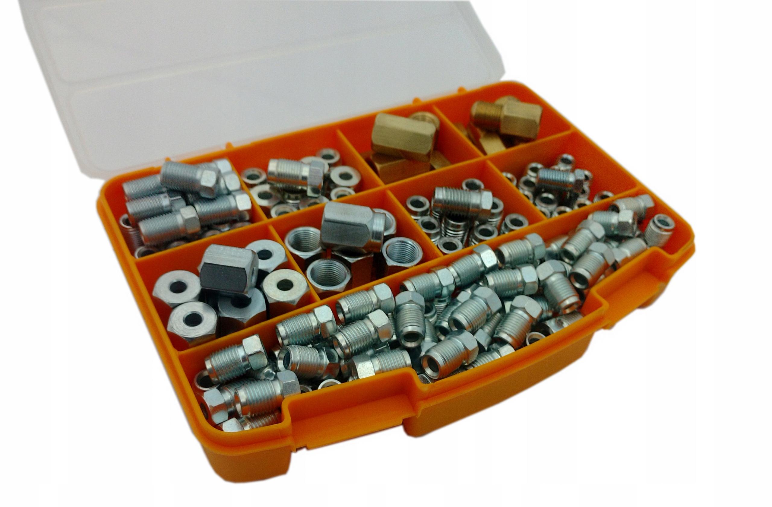 комплект наконечников на провода колодки 145el