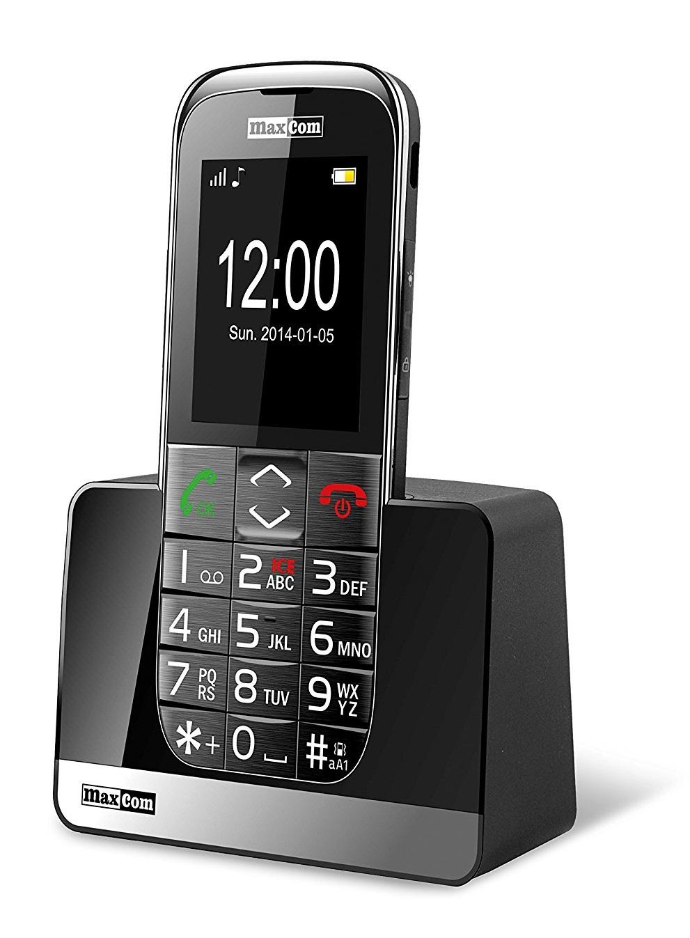 MAXCOM MM720 СТАЦИОНАРНЫЙ GSM-ТЕЛЕФОН НА SIM-КАРТУ. доставка товаров из Польши и Allegro на русском