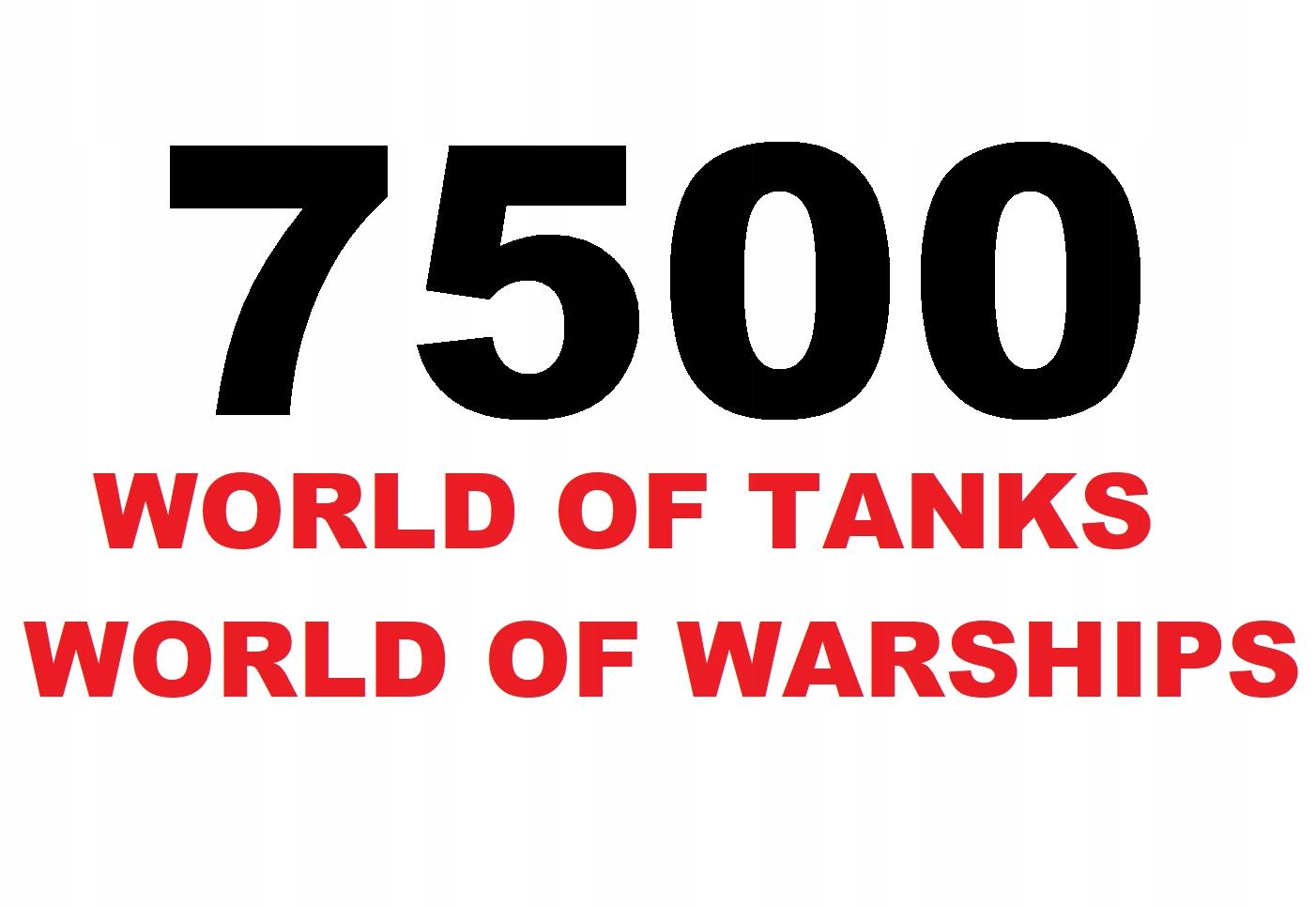 Купить 7500 GOLD ЗОЛОТО ДУБЛОНУ WOT WORLD OF TANKS WARSHIPS на Otpravka - цены и фото - доставка из Польши и стран Европы в Украину.