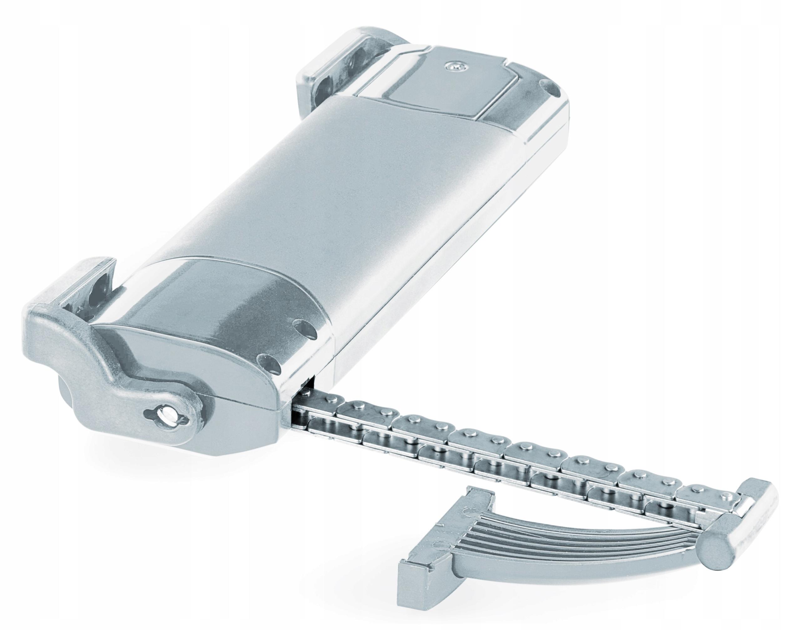 ЭЛЕКТРИЧЕСКИЙ ПРИВОД для окон SMART 230V AC серый
