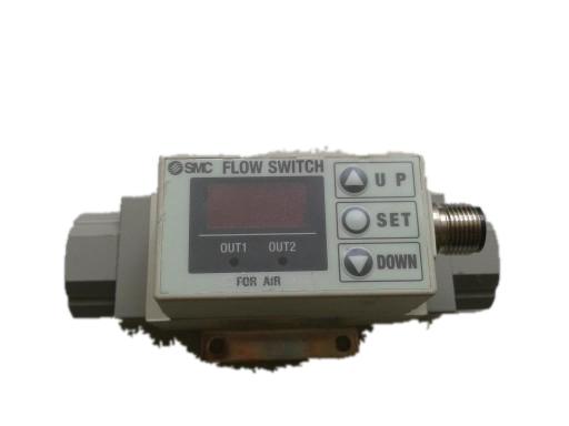 SMC Prietokový snímač prietoku PF2A721-03-27