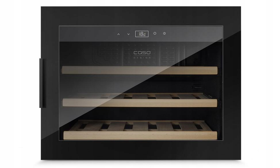 CASO WineSafe 18 EB BLACK холодильник ??? установки