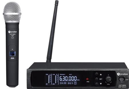 Produs M850 DSP SOLO UHF - Bezdrôtový set