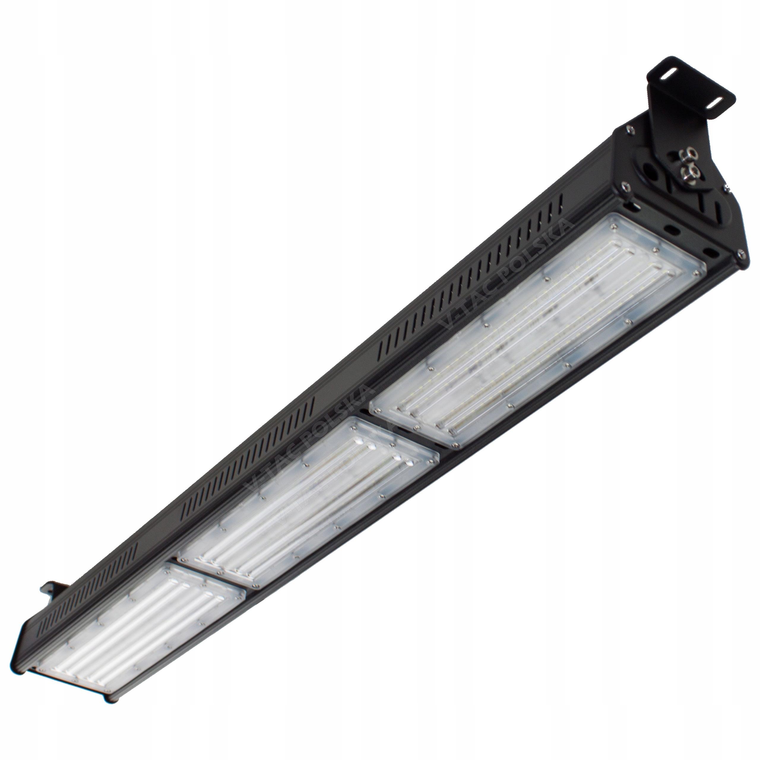 Naświetlacz oprawa High liniowa lampa 150W LED Bay 7gYf6yb