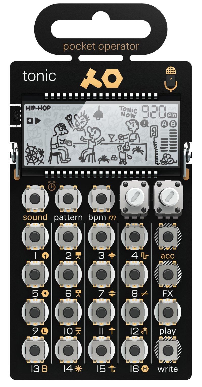 Dospievajúce Engineering Po-32 Tonic Synthesizer
