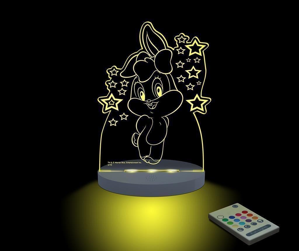 Nočné svetlo - CITLIVÁ LED Aloka * RABBIT LOLA *