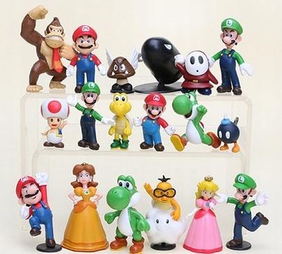 Super Mario Bros figuruje na 18 KS