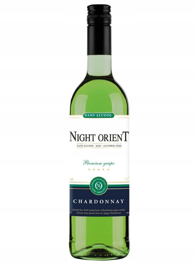 вино Напитки белое Night Восточный Шардоне