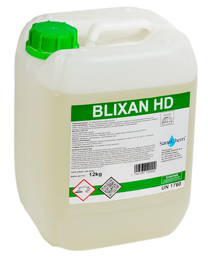 Купить Жидкость для посудомоечных машин HoReCa Blixan HD 12кг на Otpravka - цены и фото - доставка из Польши и стран Европы в Украину.