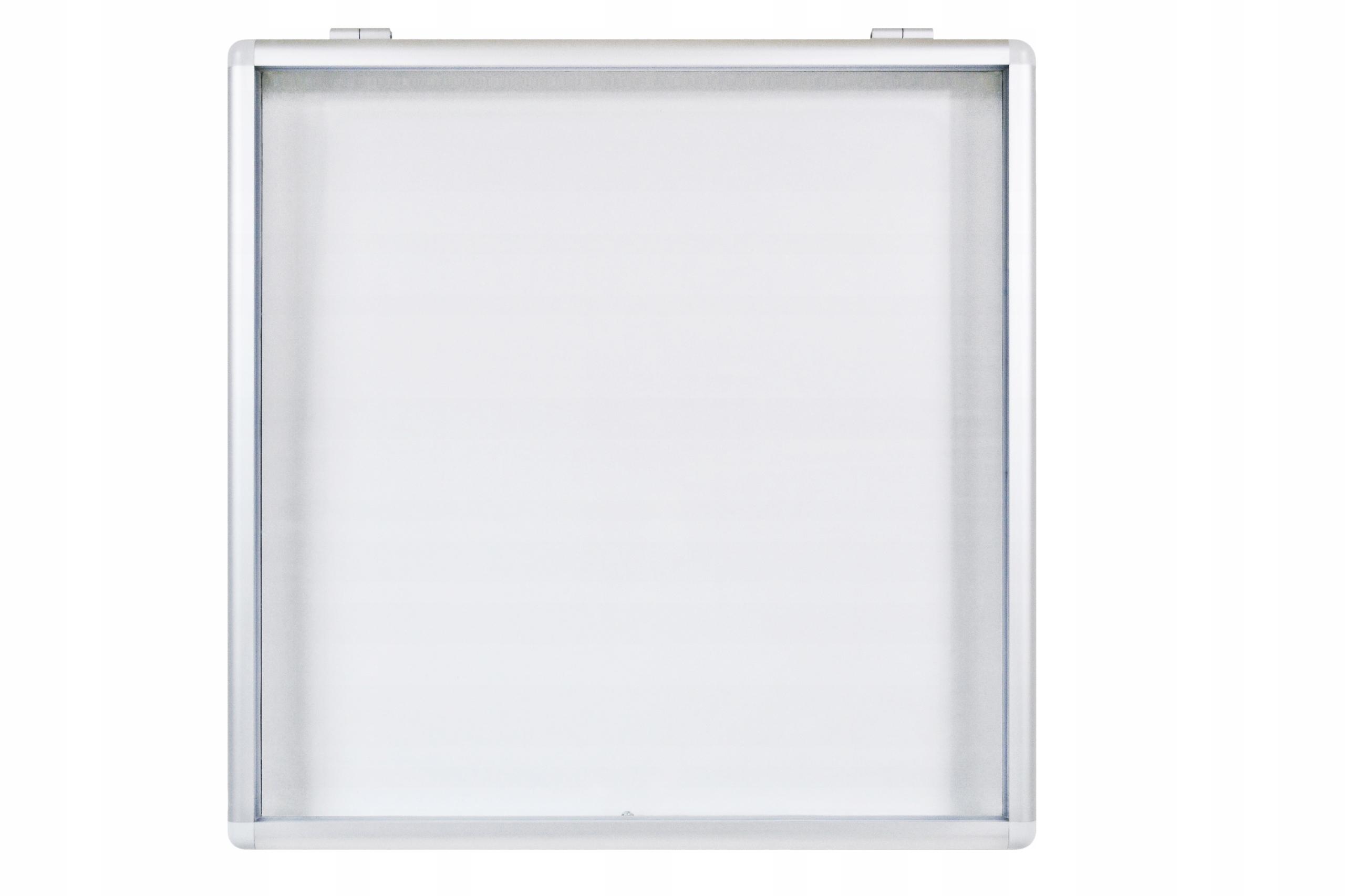 Витрина алюминиевая баннерная 120х120 ХИТ