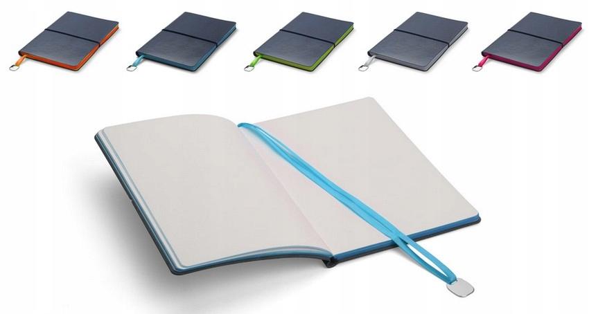 Notebook A5 ekokoža retro 25 ks.