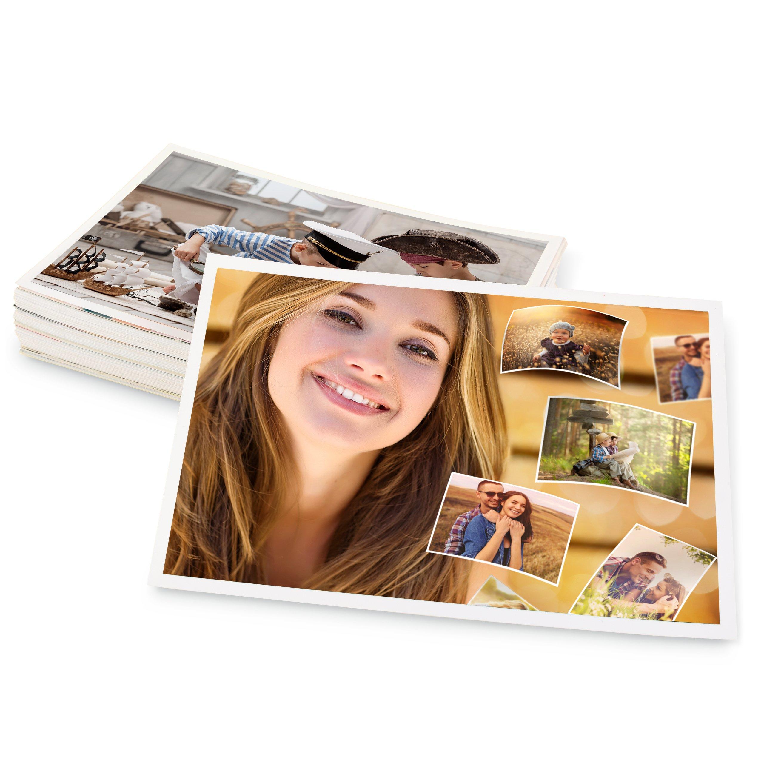 500 фотографий отпечатков 10x15 проявки