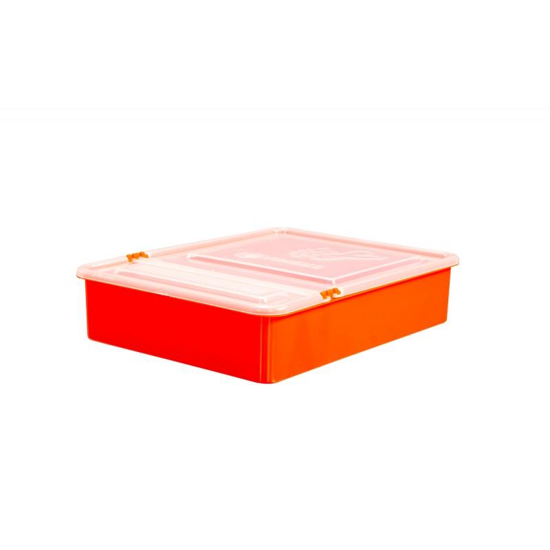 ZJ - Podkarmiaczka plastikowa skrzynkowa 1,5l