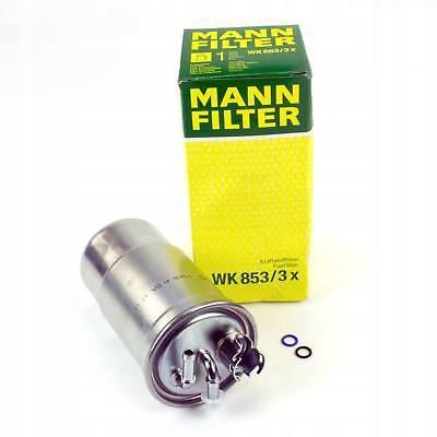 манн фильтр топлива wk8533x pp8391 audi skoda vw