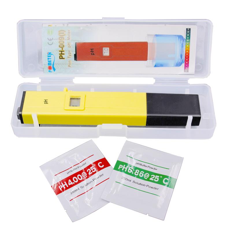 Miernik pH i Termometr pHX-Pen +akcesoria i bufory