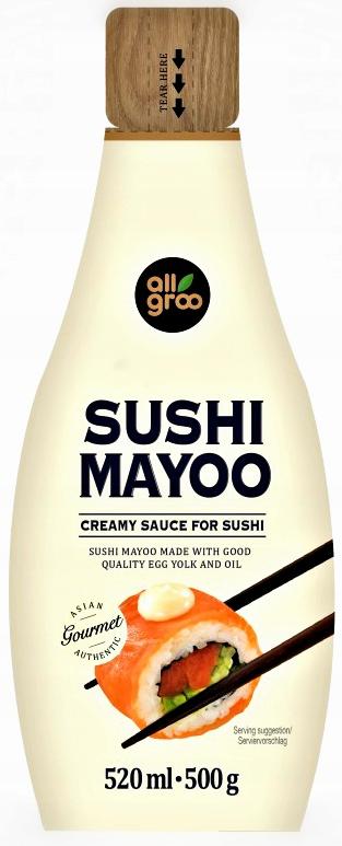 Суши Mayoo кремовый соус / майонез для суши-520ml