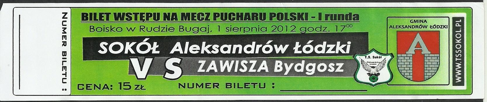 Купить СОКОЛ АЛЕКСАНДРОВЛОДЗИНСКИЙ  ЗАВИША БЫДГОЩ POTRANS на Eurozakup - цены и фото - доставка из Польши и стран Европы в Украину.