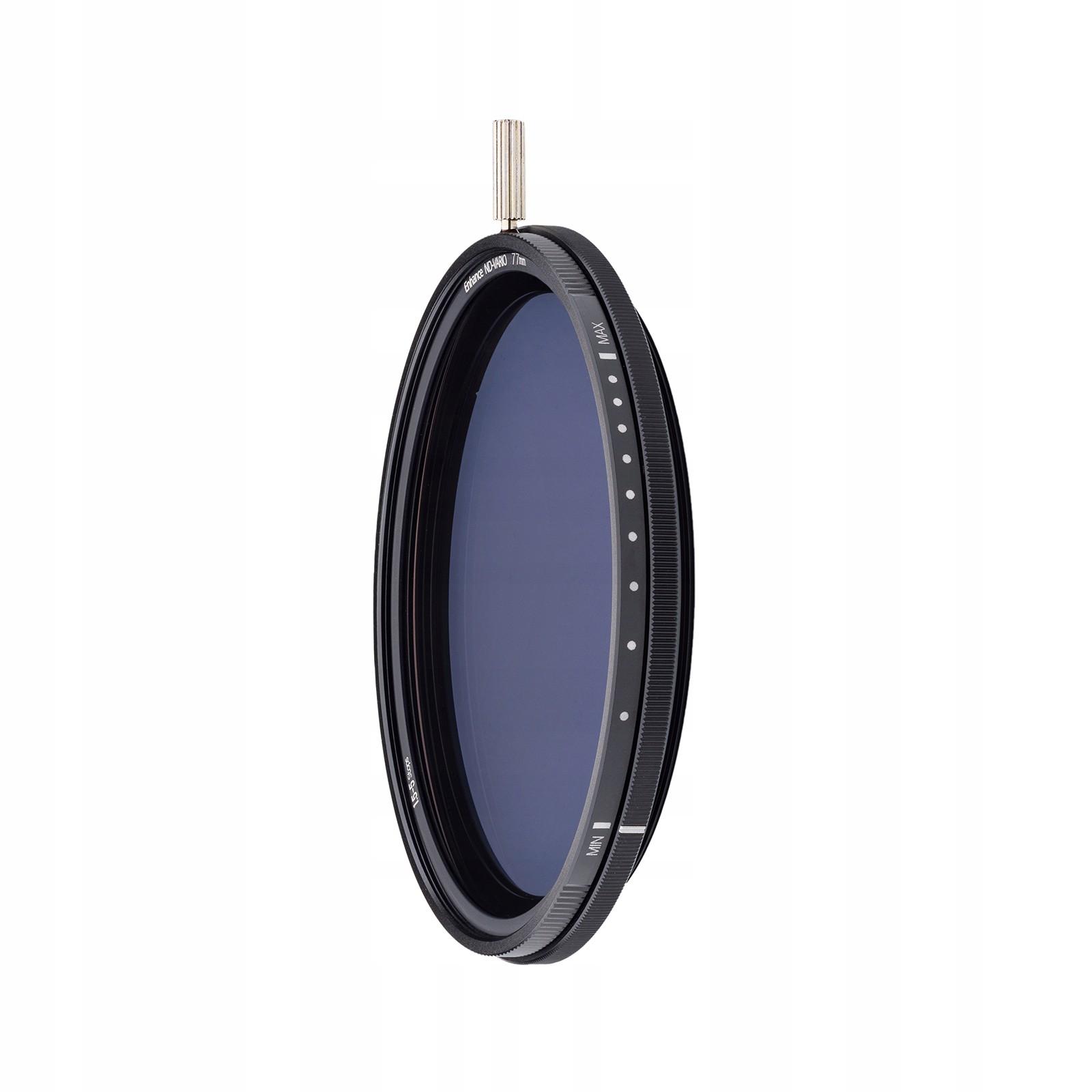 Gray Fader Nisi Pro Nano Vario ND3-32 49mm