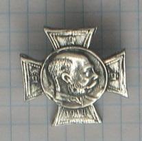 Badge AUSTROUGHTUJÚCE (19) EMPEROR FRANCISZEK JÓZEF