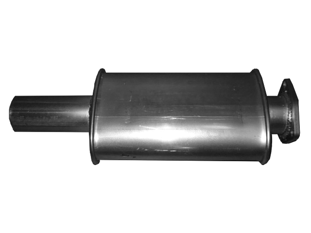 exhaust muffler JCB 3CX 4CX 993/66300