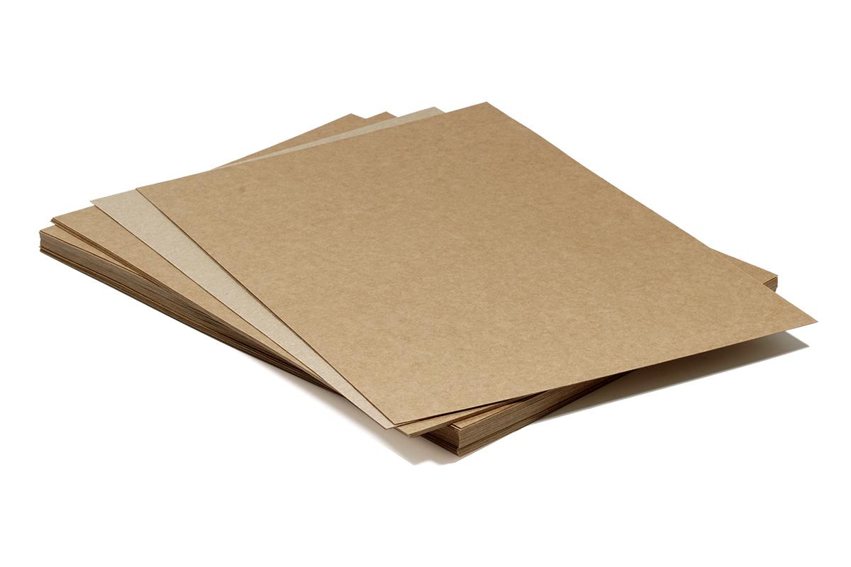 Item Recycled paper Eco KRAFT 300g 20A4 wizytówkowy