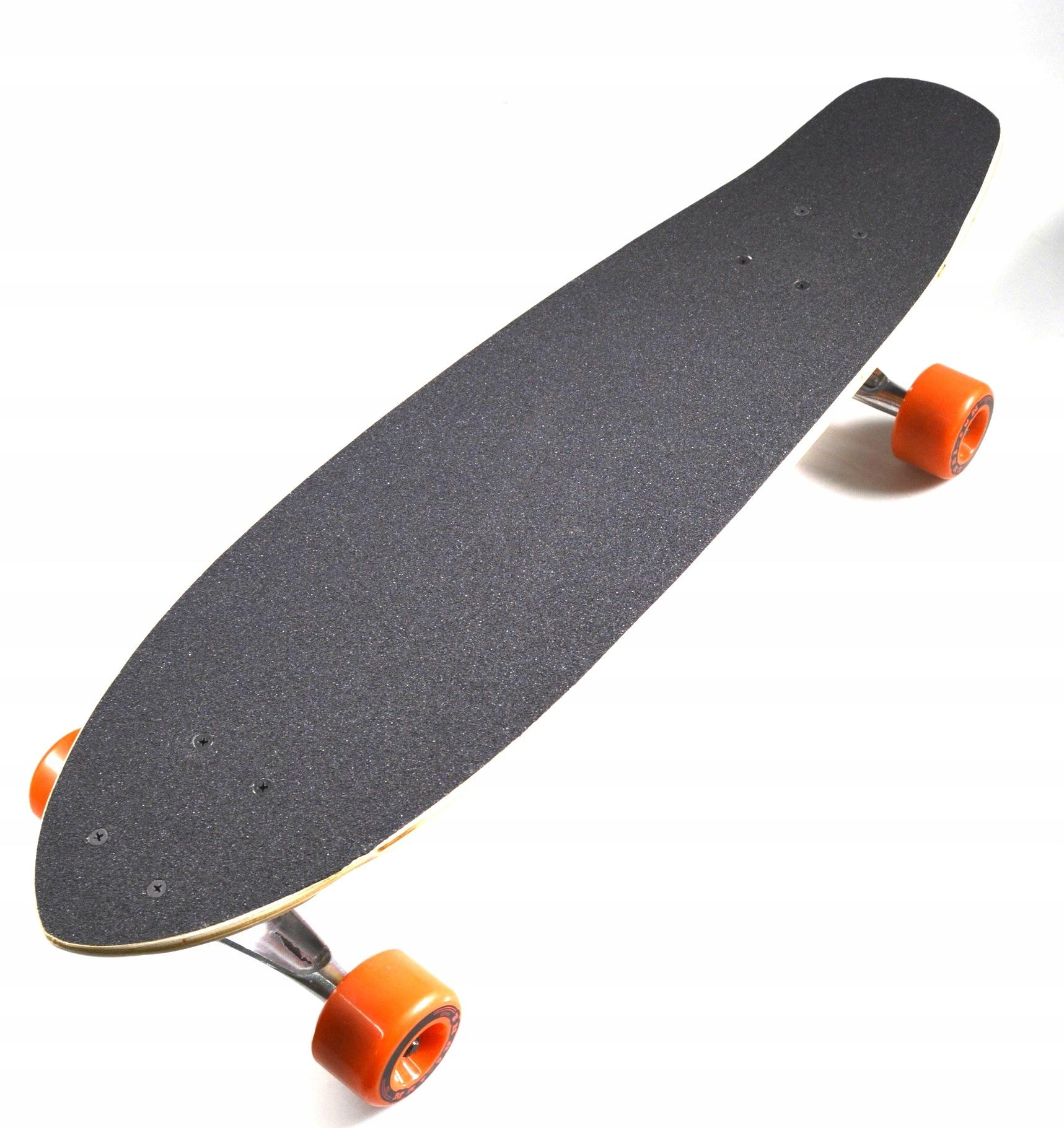 Longboard Skateboard 74cm ABEC 7 až 100 kg