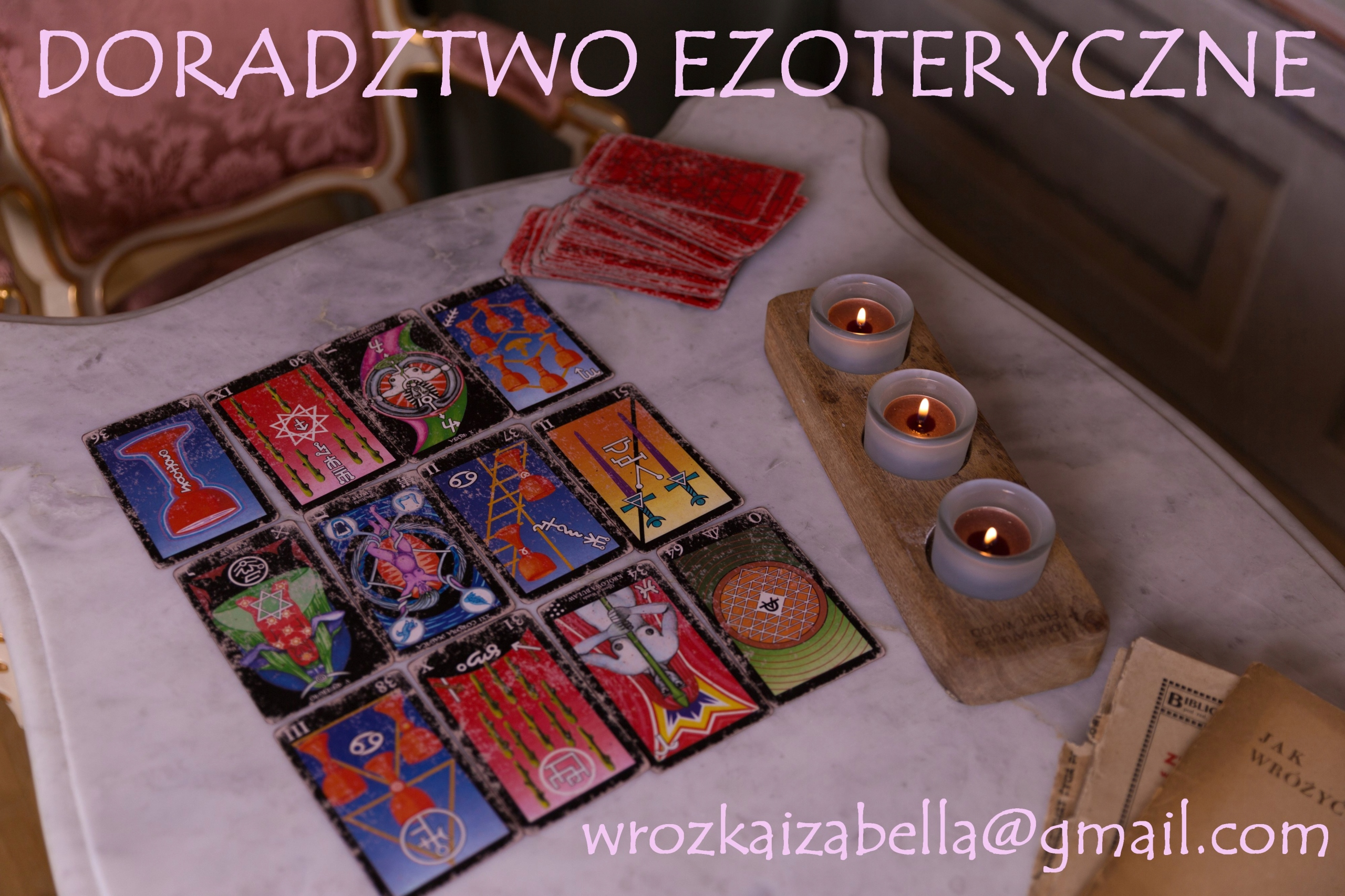 Item The wonder for the period of the year with Tarot, the fortune teller 24 h