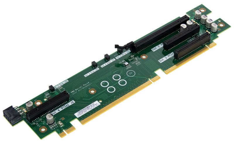 Купить RISER IBM 69Y4920 4x PCIe SYSTEM x3755 M3 FV на Otpravka - цены и фото - доставка из Польши и стран Европы в Украину.