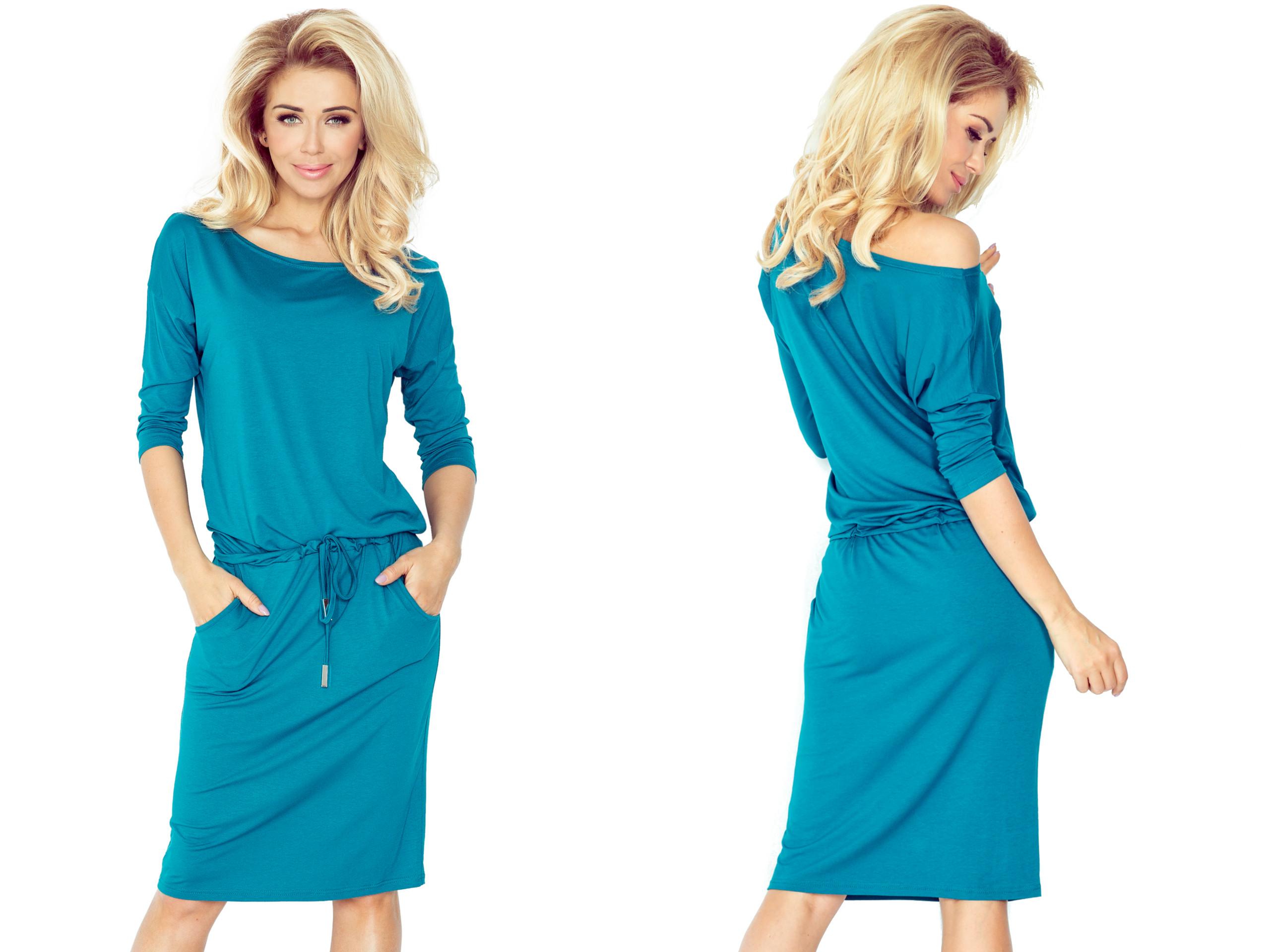 027a35fa65 Sukienka Dla Puszystych Duże Rozmiary 13-63 XXL 44 7428600701 - Allegro.pl
