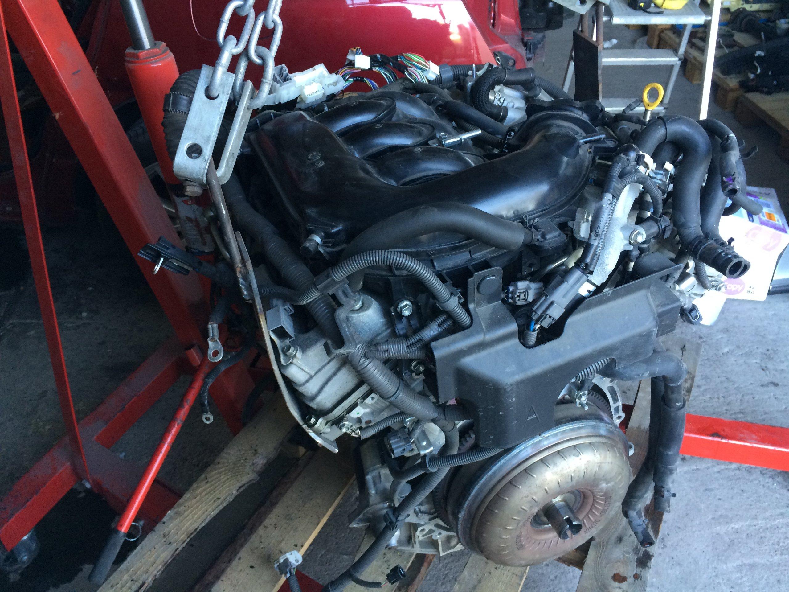 Wał korbowy do silnika Lexus gs 450h 05-