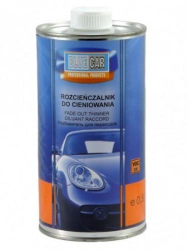 Blue Car Растворитель для переходов 0,5 л