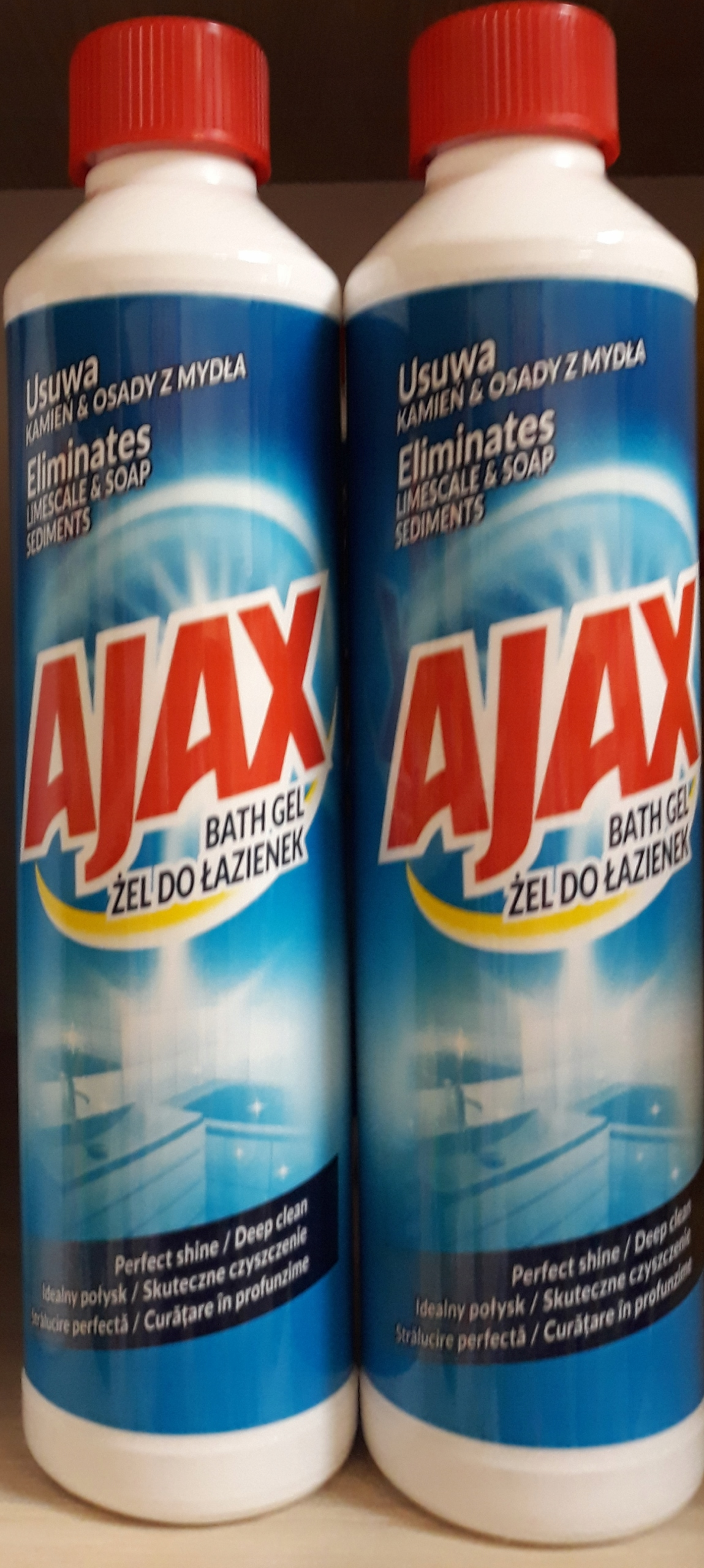 Ajax żel Do łazienki 500 Ml