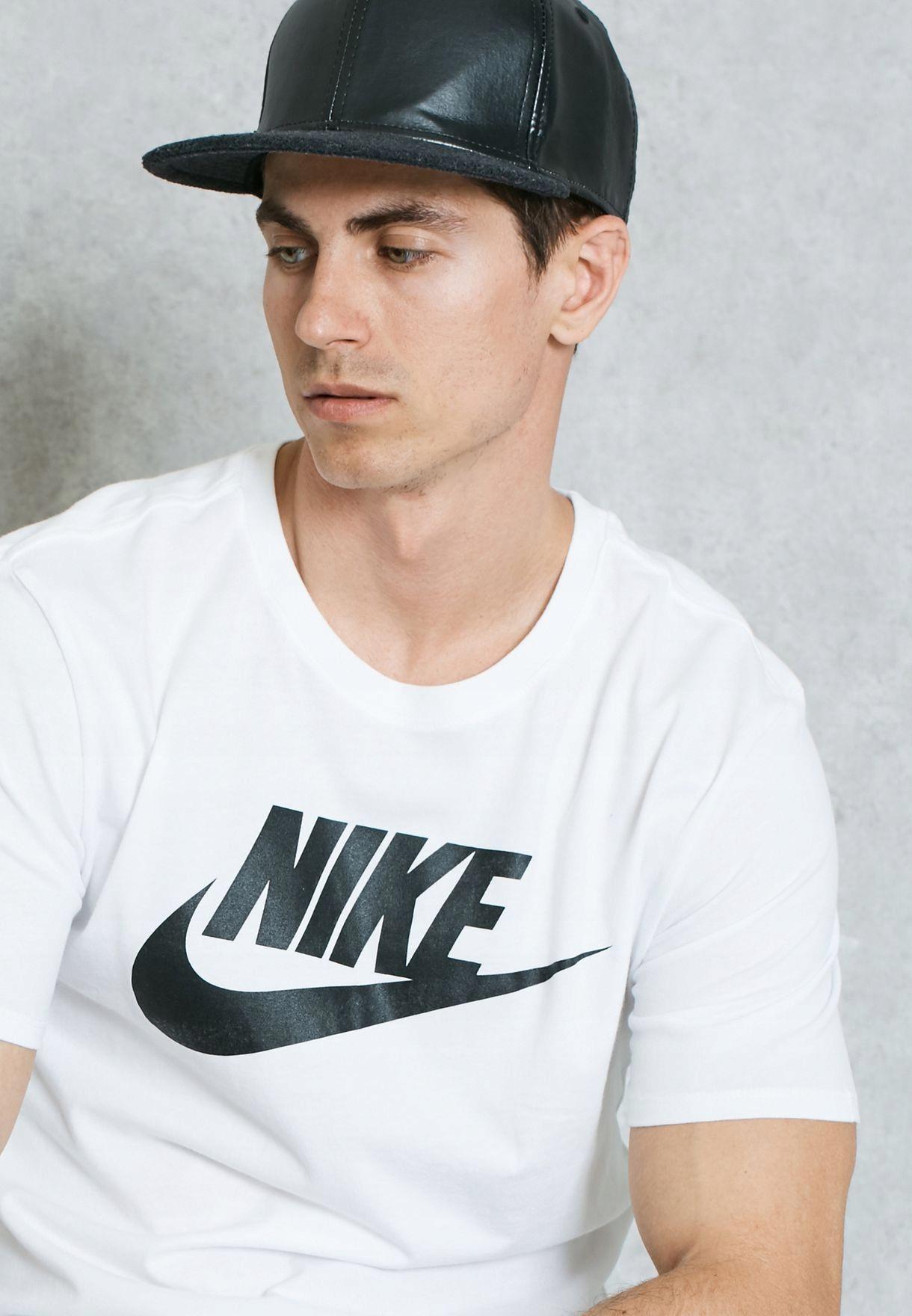 A45 NIKE koszulka męska TSHIRT ICON TEE rozmiar XL